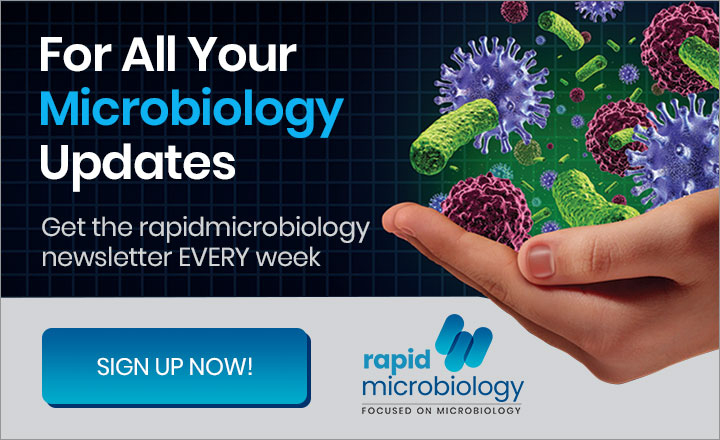 Get Your Free Microbiology Product Update Every Week