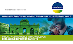 ioMérieux and DIAGNOSTICS IS POWER at ECCMID 2018