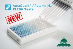 Alfatoxin M1 ELISA test kit