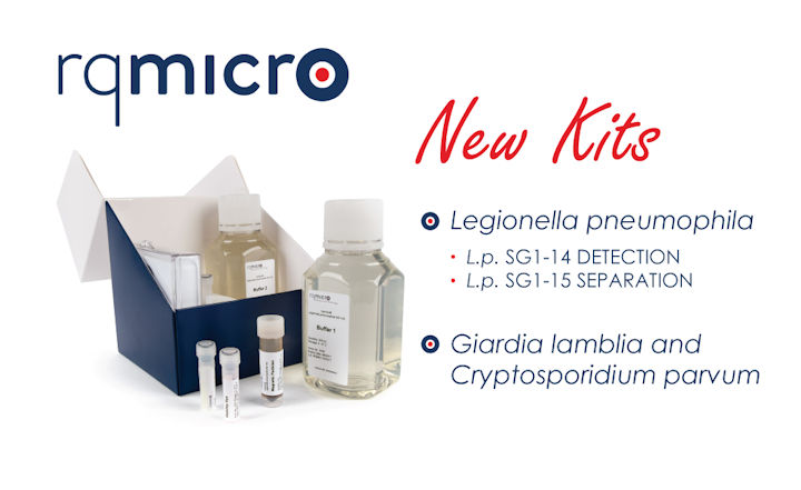 RQ Micro Releases New Kits for Rapid Pathogen Detection