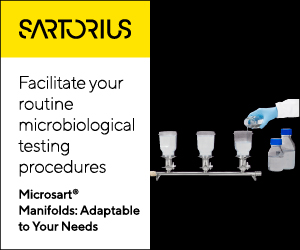 Sartorius for routine filtration microbiology
