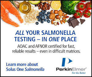 All your Salmonella testing in one place