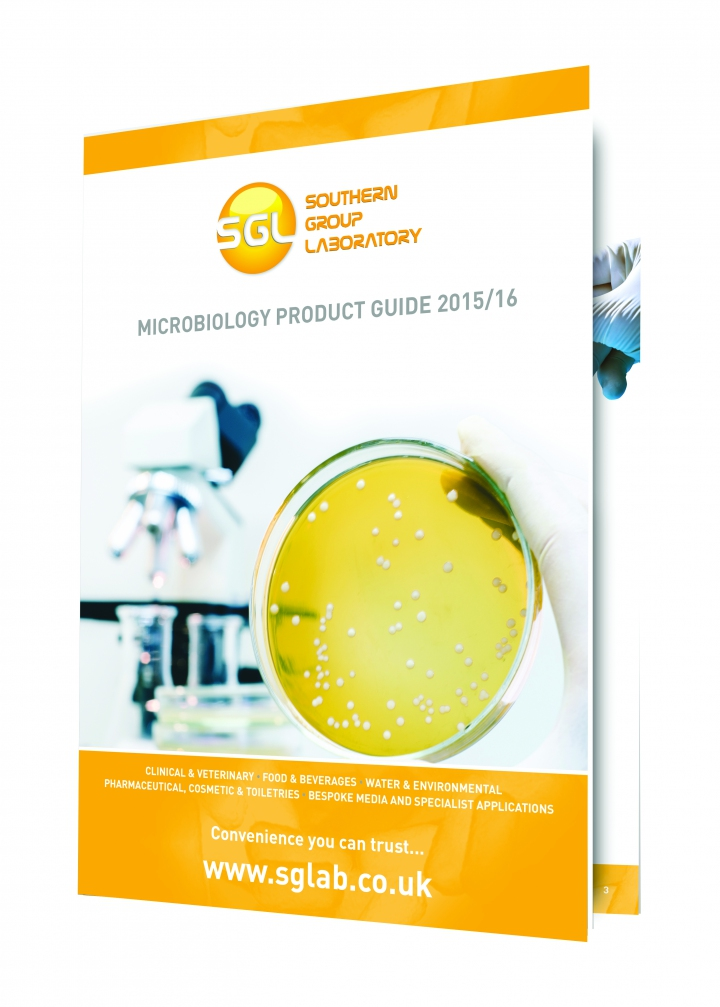 Microbiology prepared media guide