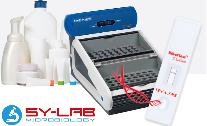 SY-LAB solutions for rapid microbiological testing of personal care products