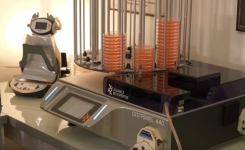 Automate and standardise preparation of pour plates