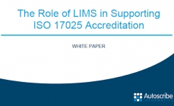 LIMS for ISO 17025