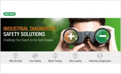 Bio-Rad Resource Page for Industrial Diagnostic Safety Solutions