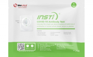 New CE-Marked COVID-19 Antibody Test Delivers Results in One Minute