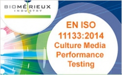 Culture Media Performance Testing ISO 11133 2014
