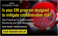 Environmental Monitoring Webinar