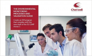 Cherwell Publishes Guide on Environmental Monitoring Processes and Validation
