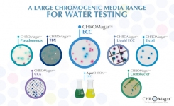 Chromagar Chromgenic plates for water and beverage spoilage organisms
