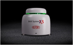 DuPont BAX X5 for food pathogens