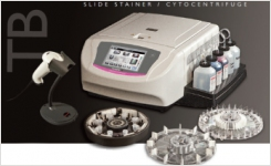 Slide Stainer for TB specimens