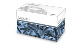 Legiolert AFNOR validated Legionella test