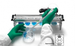 Automated serial dilutions - UKAS accreditated