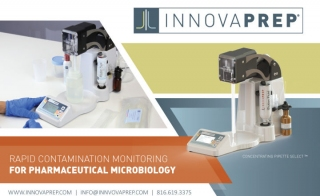 Faster Easier Better Contamination Monitoring with Rapid Sample Prep