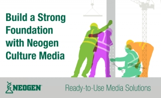 Neogen's Range of Ready-To-Use Culture Media