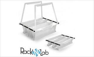Transport Your Lab Samples Safely with RACK'N'LAB