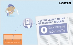 p Just Released in the QC Insider Toolbox Data Integrity FAQs Tech Tip p