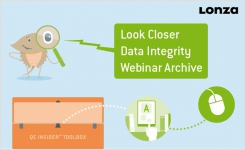 Look Closer! Data Integrity Webinar Archive