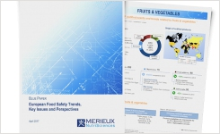 Food Safety Trends a Blue Paper from Merieux Nutrisciences