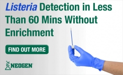 Listeria Detection in Less than 60 Minutes