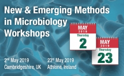 New and Emerging Methods in Microbiology Workshops