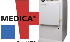 Wide range of Autoclaves at Medica