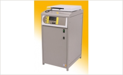 Autoclave for tall items