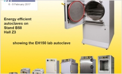 see range of energy saving autoclaves from Priorclave at Medlab