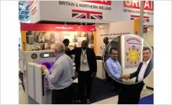 Priorclave Draws in Visitors at Medlab exhibition