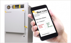 Priorclave autoclaves with WiFi