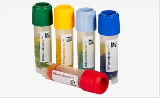Microbank™ - Original Long Term Microbial Culture Storage Now 2D Barcoded