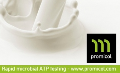 Rapid Microbial ATP Detection in Dairy