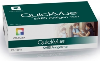 FDA Authorize At-Home SARS-CoV-2 Rapid Antigen Lateral-Flow Test