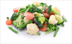 Listeria in Frozen Vegetables