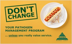 Change Pathogen and Allergen detection program