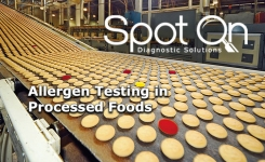 Detect Allergens in Processed Foods