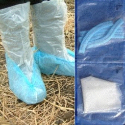 Poultry Boot Swab Kits Salmonella